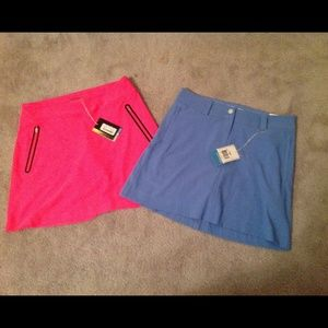 Nike Dresses & Skirts - RESERVED Nike Golf  pink Skort