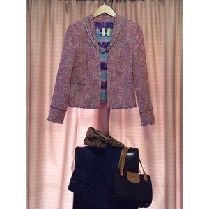 MSGM Jackets & Blazers - MSGM Tweed blazer
