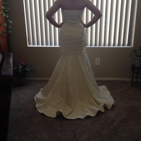 White House Black Market Audrey Wedding Dress