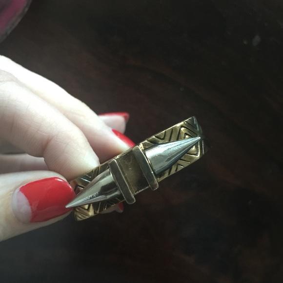 Pamela Love Jewelry - Pamela Love Paramount Double Finger Ring