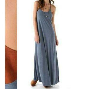 Chaser Dresses & Skirts - BRAND NEW L Chaser Racerback Maxi Dress NWT $171!