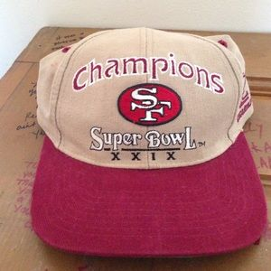 Vintage San Fran Super Bowl champions SnapBack