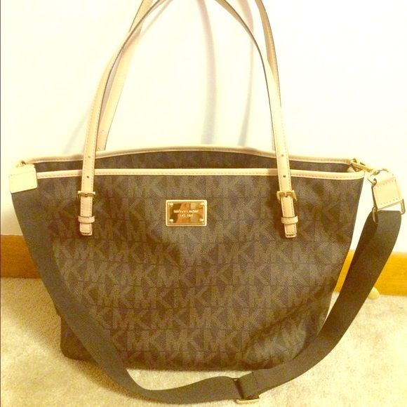 michael kors baby bag