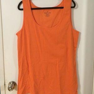 Neon Orange Tangerine Tank 30W/32W 5X