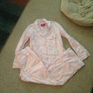 Victoria's Secret Tops - Victoria's Secret Cotton Pajamas