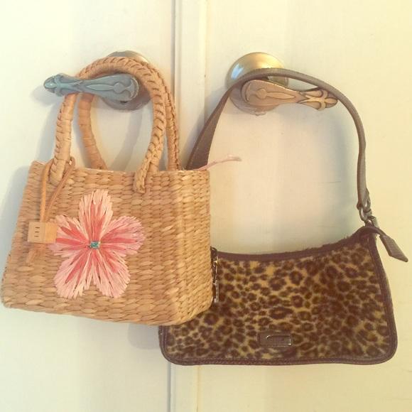 9ad520e0f8 Guess Handbags - Espirit   Guess purse bundle
