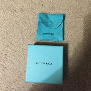 Tiffany & Co. Other - Tiffany box and pouch