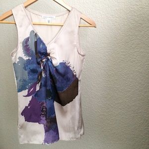 Banana Republic Tops - Banana Republic floral sleeveless tank top