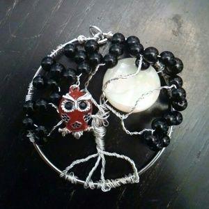 Jewelry - Wire Tree Pendant
