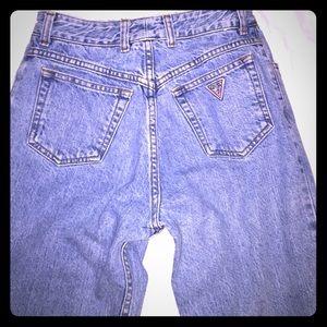 Vintage Guess Jeans 80's. !