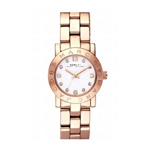 Marc Jacobs watch in rose gold