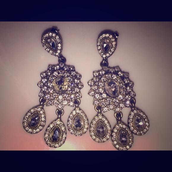 Nicole Miller Jewelry Nichole Miller Southern Plantation Earrings