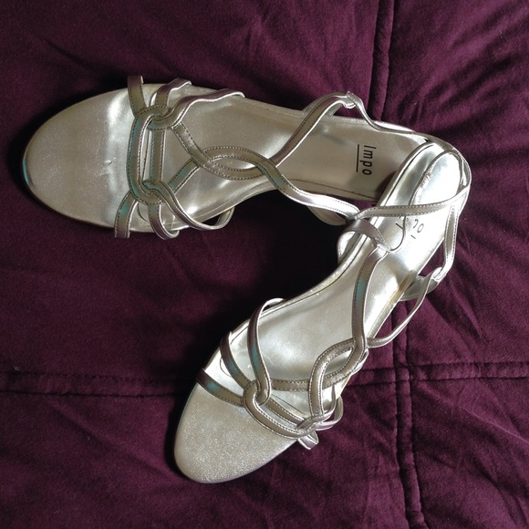 c831a5224 Impo Shoes - Impo Silver Sandals