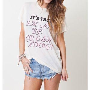  Wildfox ice cream t-shirt 
