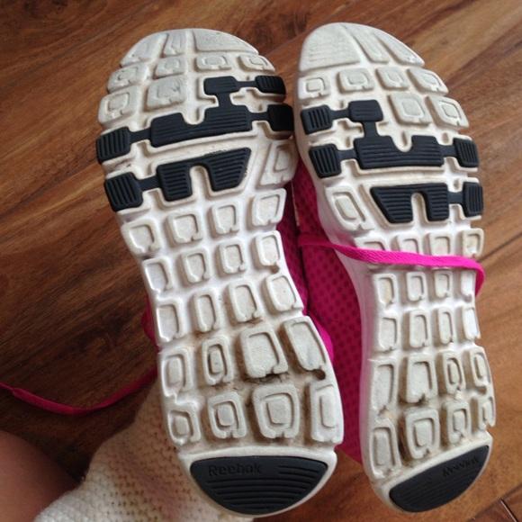 57 reebok shoes adorable bright pink reebok tennis