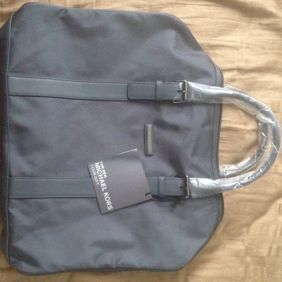 b5082465ed Michael kors unisex jet set duffle bag