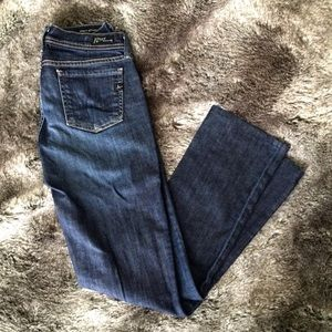 Citizens of Humanity Denim - Citizens of Humanity Ava straight leg #142
