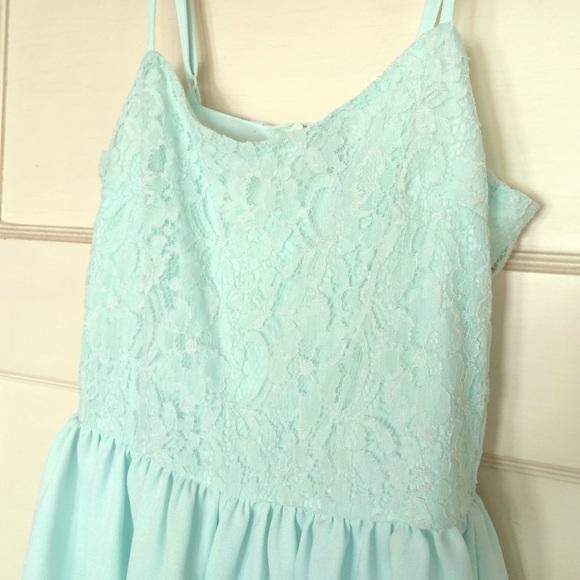 HM Mint Dress