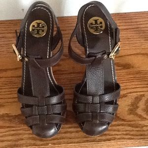 Tory Burch platform shoes