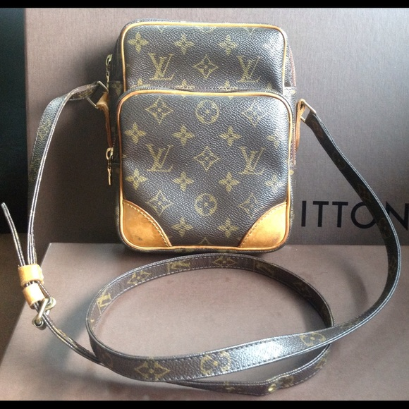243fe92e1f92 Louis Vuitton Handbags - 100% Authentic Louis Vuitton Monogram Amazon.