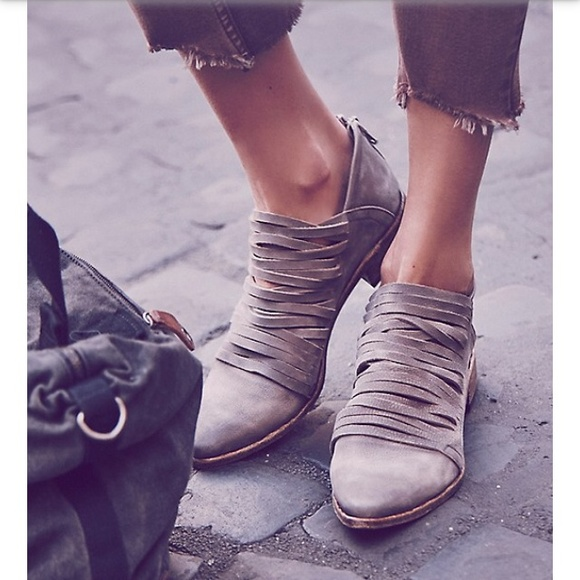 Free PeopleLost Valley Ankle Boot Tnncqu15
