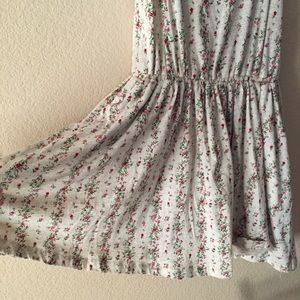 Lucca Couture Dresses - NWT Lucca Couture Floral Babydoll  Dress