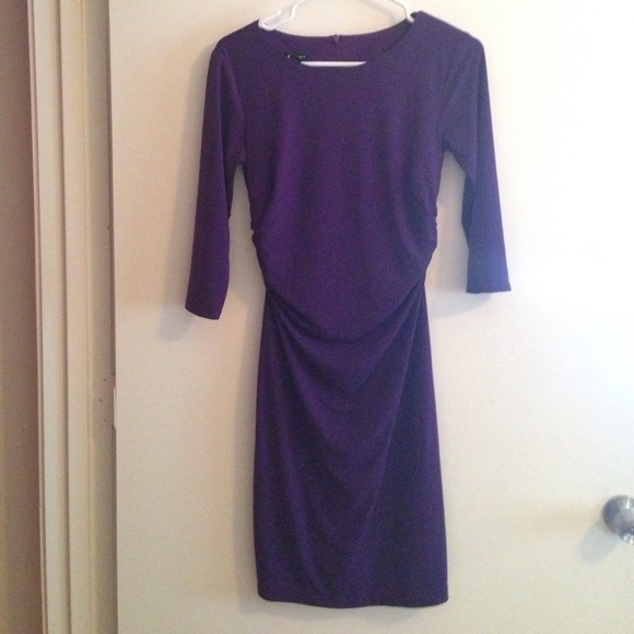76 off ab studio dresses skirts purple dress from jacqueline 39 s