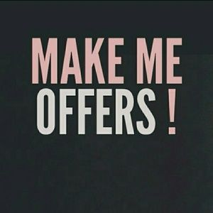 NOW ACCEPTING ALL REASONABLE OFFERS!!!