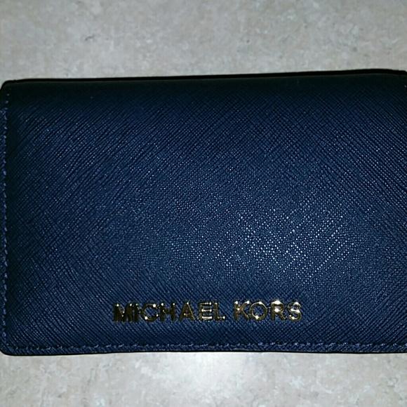10d0acd7aa2e MICHAEL Michael Kors Bags | Mk Jet Set Travel Slim Wallet | Poshmark