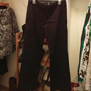 Black trousers by Kenneth Cole