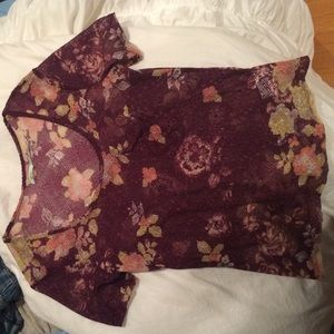 Urban Outfitters Tops - Urban Outfitters Kimchi Blue floral top