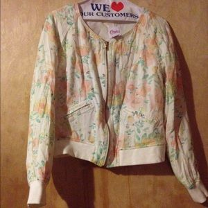 Candie's Jackets & Blazers - Candie's Floral Jacket