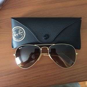 Ray-Ban Accessories - Ray-ban 58mm aviator sunglasses
