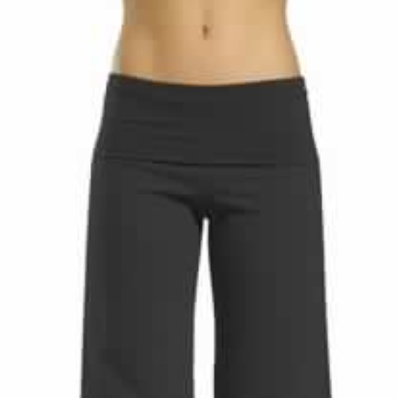 64% off Hard Tail Pants - PRICE DROP! Hard tail wide-leg rollover ...