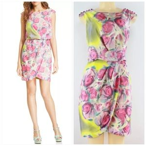 New Jessica Simpson flowery dress