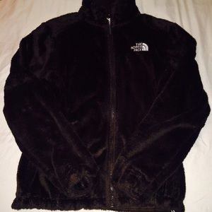 Brown fleece North Face Jacket ! Size small