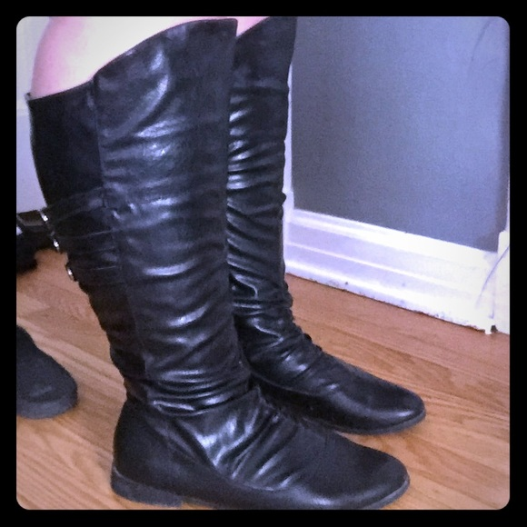 78 torrid shoes wide calf knee high boots from