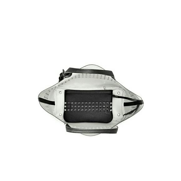 41bbf089785 73% off Ralph Lauren Handbags - Ralph Lauren Leighton Shopper Tote Black  from Sherry s closet on Poshmark