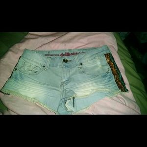 Dollhouse shorts