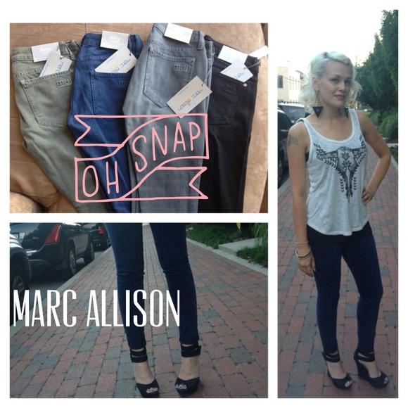 Marc allison Pants - New Marc Allison Jeans