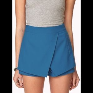 Forever 21 Other - NWT✨Asymmetrical Shorts