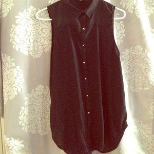 Black H&M Short Sleeve Top 💐