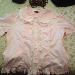 Bodyline Lolita Ear Blouse