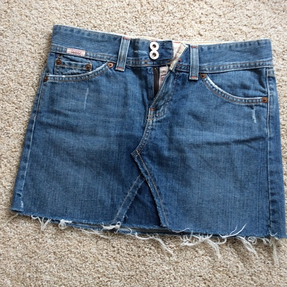 60 lucky brand dresses skirts skirt denim lucky