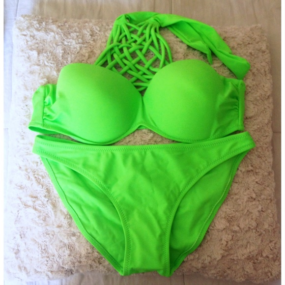 Mystic Hymn 2&0 Seaflow Green Bikini - Board Shorts - - ATBShop.co.uk