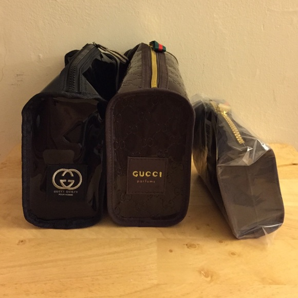 Gucci New Auth Perfume Bag Set Iris Closet
