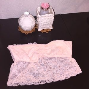 Nwt Pink by Vs bandeau