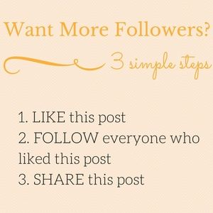 Other - Get more followers!