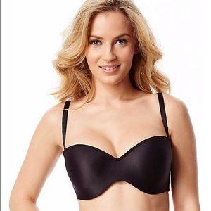 348e21a628 Lilyette Intimates   Sleepwear - Black Bra Lilyette 929