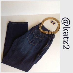 Simply Vera, Vera Wang Ankle Jeans